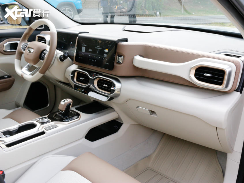吉利汽车2020款吉利ICON