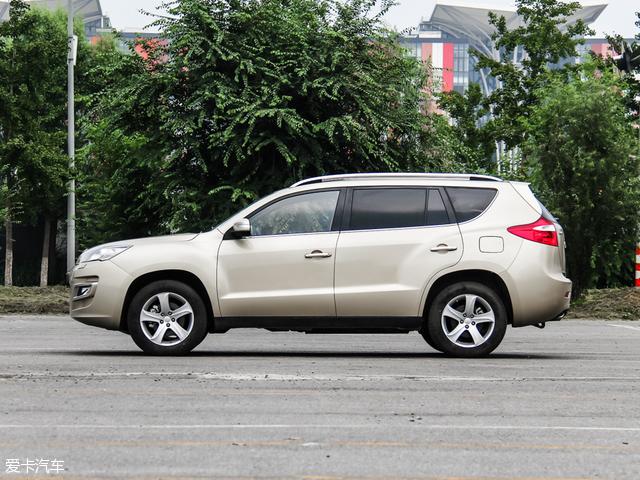 吉利汽车2014款豪情SUV