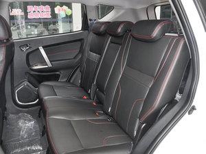 2015款经典版 1.8L 手动新都市型 国V 后排座椅