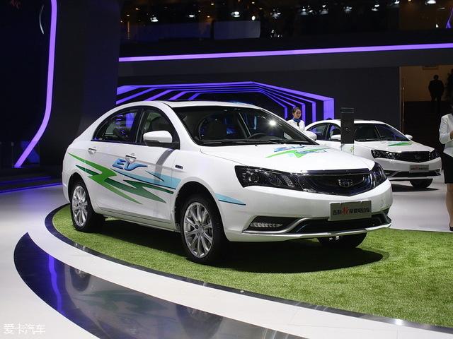 吉利汽车2016款帝豪EV