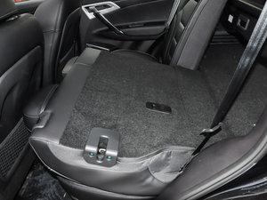 2016款2.0L 手动智联型 后排座椅放倒