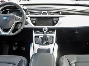 2016款2.0L 手动智联型 中控台