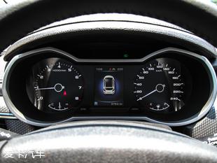 吉利汽车2016款帝豪GS