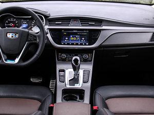 2016款运动版 1.3T DCT臻尚型 中控台