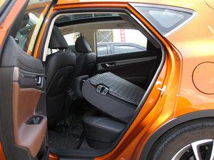 2016款优雅版 1.3T DCT臻尚型 后排座椅放倒