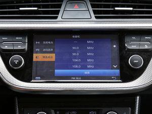 2016款优雅版 1.3T DCT臻尚型 中控台显示屏