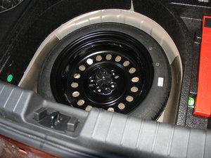 2016款优雅版 1.3T DCT臻尚型 备胎