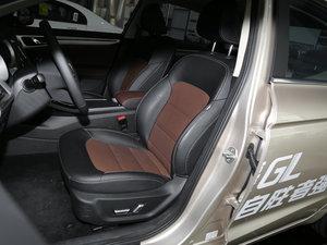 2016款1.3T DCT尊贵型 前排座椅