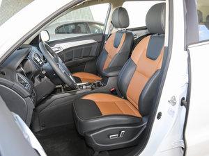 2016款1.3T CVT旗舰型 前排座椅