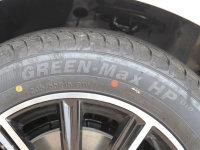 细节外观帝豪RS轮胎尺寸