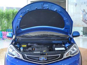 2017款1.3L 自动乐趣版 发动机
