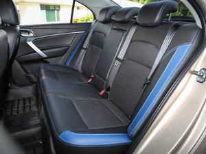 2017款EV300 精英型 后排座椅