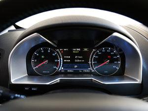 2017款EV300 精英型 仪表
