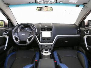 2017款EV300 精英型 全景内饰