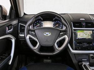 2017款EV300 精英型 方向盘