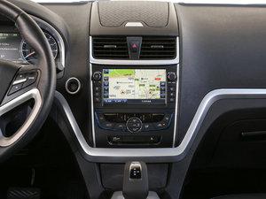 2017款EV300 精英型 中控台