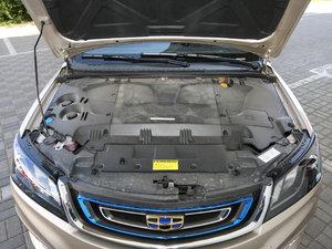 2017款EV300 精英型 发动机