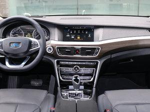 2017款1.8T 自动旗舰型 中控台