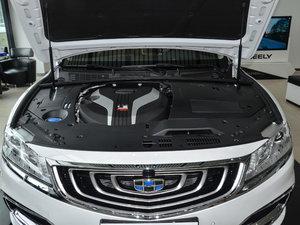 2017款1.8T 自动旗舰型 4G版 发动机