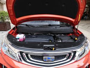 2017款1.5L 手动尊贵型 发动机