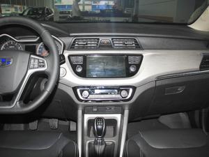 2017款1.5L 手动尊贵型 中控台
