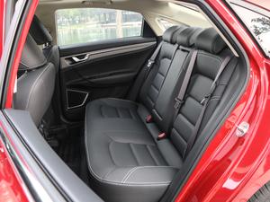 2018款1.4T 手动精英智联型 后排座椅