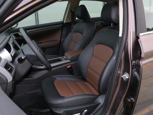 2018款1.4T 自动尊贵智联型 前排座椅