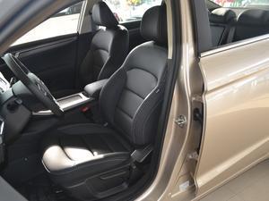 2018款1.4T 自动精英智联型 前排座椅