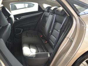 2018款1.4T 自动精英智联型 后排座椅