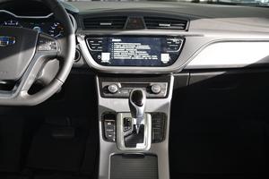 2018款1.4T 自动精英智联型 中控台
