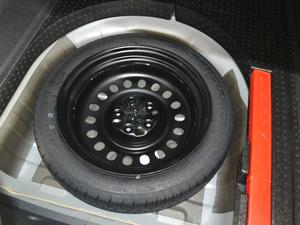 2018款1.4T 自动精英智联型 备胎