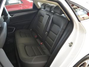 2018款1.8L 自动精英智联型 后排座椅