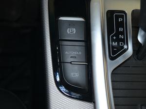 2018款1.8L 自动精英智联型 驻车制动器