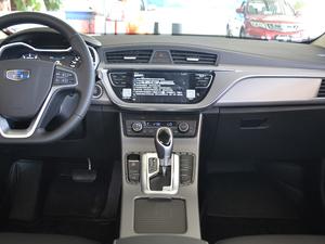 2018款1.8L 自动精英智联型 中控台