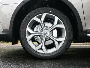 2018款1.4T 自动锋睿型 轮胎