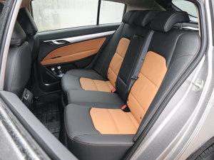 2018款1.4T 自动锋睿型 后排座椅