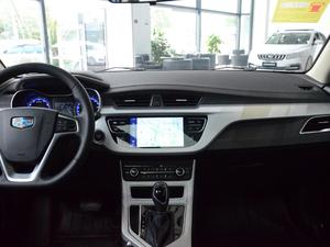 2018款1.5L 自动尊贵型 中控台