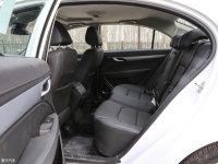 空間座椅帝豪EV后排空間