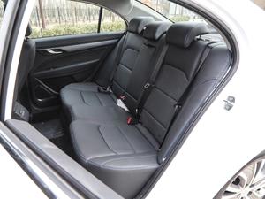 2018款EV450 尊贵型 后排座椅