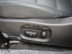 2018款EV450 尊贵型 座椅调节