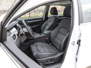 2018款EV450 尊贵型 前排座椅
