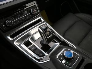 2018款EV450 尊贵型 变速挡杆