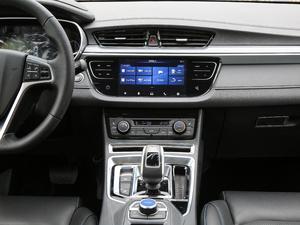 2018款EV450 尊贵型 中控台