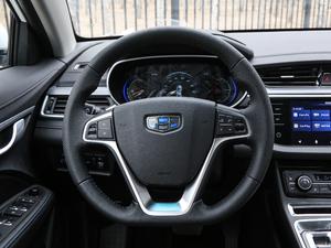 2018款EV450 尊贵型 方向盘