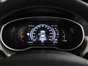 2018款1.8TD 自动两驱智慧型4G互联版 仪表