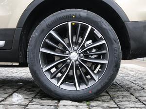 2018款1.8TD 自动两驱智尊型4G互联版 轮胎