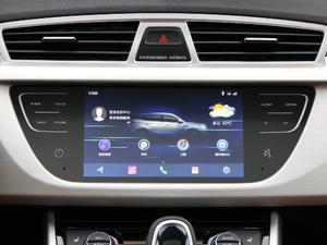 2018款1.8TD 自动两驱智尊型4G互联版 中控台显示屏
