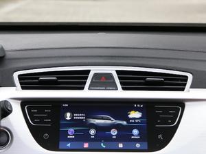 2018款1.8TD 自动两驱智尊型4G互联版 空调出风口