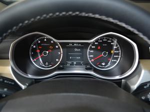 2018款2.0L 手动两驱智雅型 仪表