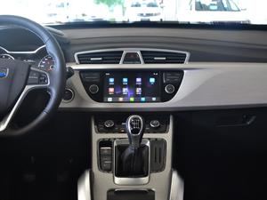 2018款2.0L 手动两驱智雅型 中控台